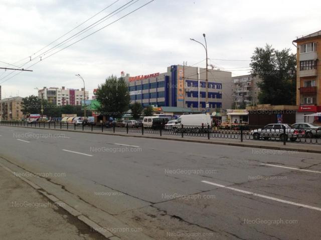 Address(es) on photo: Parnikovaya street, 3а, Yekaterinburg