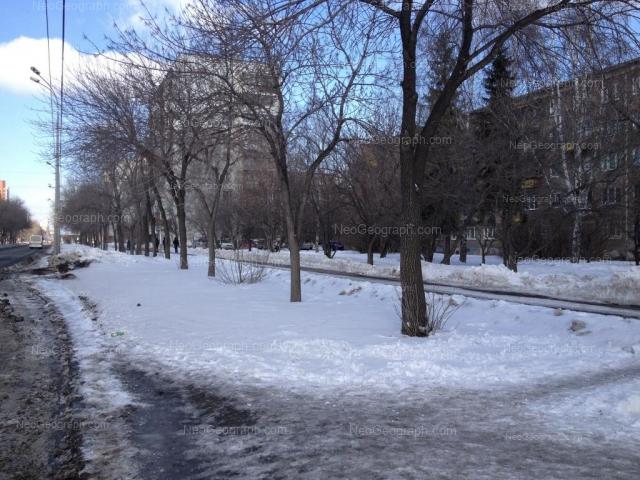 Address(es) on photo: Shaumyana street, 86/1, 88, Yekaterinburg