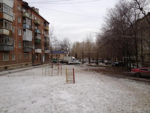 Адрес(а) на фотографии: улица Вали Котика, 9, 9А, 13, 13А, Екатеринбург