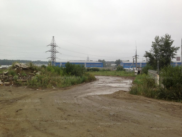 Адрес(а) на фотографии: Совхозная улица, 18, Екатеринбург