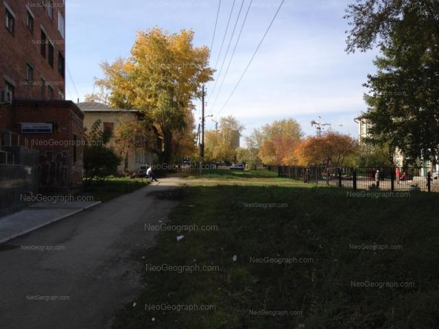 Адрес(а) на фотографии: улица Гастелло, 1, Екатеринбург