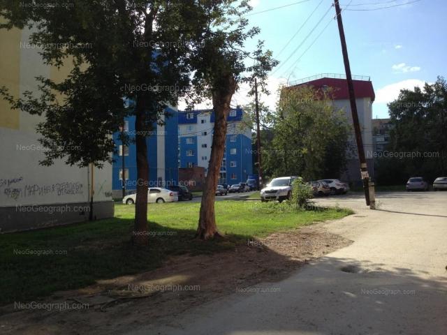 Адрес(а) на фотографии: Селькоровская улица, 14, 16, Екатеринбург