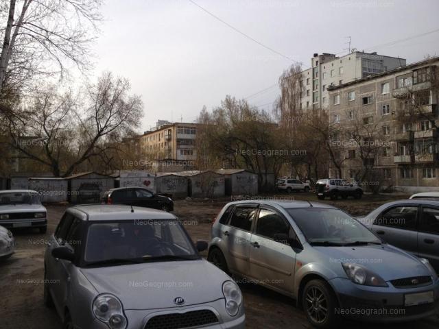 Адрес(а) на фотографии: улица Шаумяна, 90, 92, 94, Екатеринбург