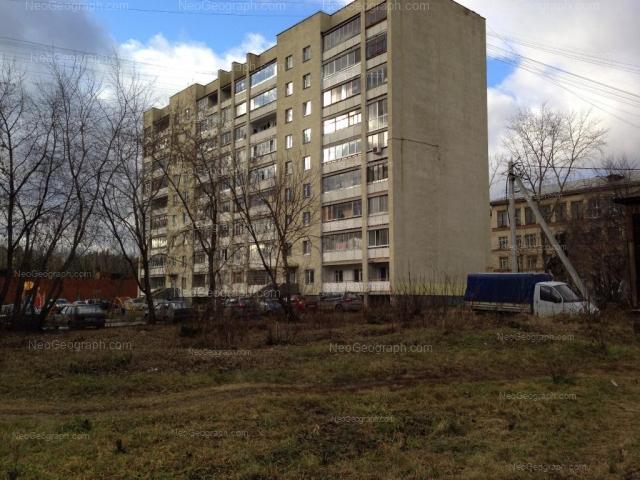 Адрес(а) на фотографии: Новая улица, 3, 6, Екатеринбург