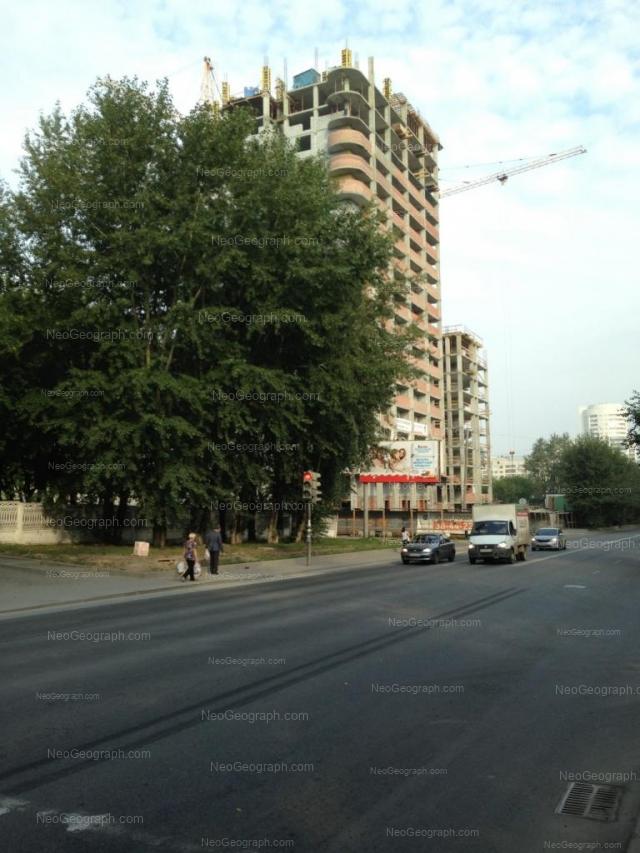 Адрес(а) на фотографии: улица Баумана, 35, Екатеринбург