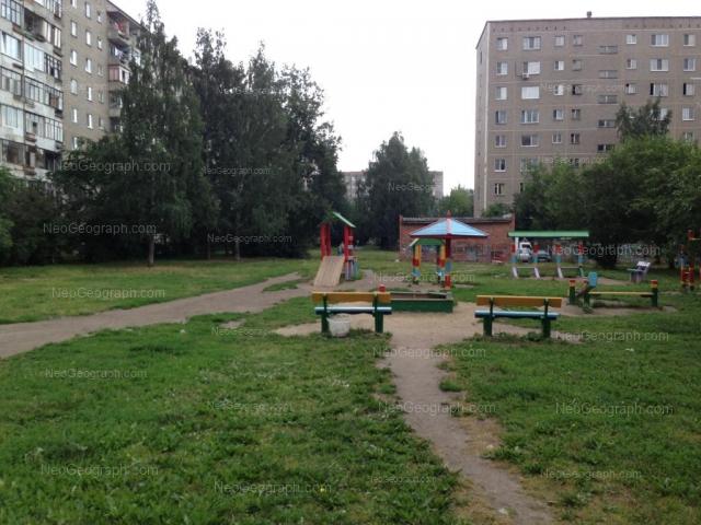 Address(es) on photo: Vosstaniya street, 91, 93, 95, Yekaterinburg