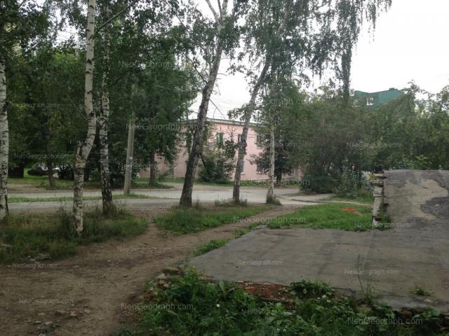 Адрес(а) на фотографии: Коллективный переулок, 6, 8, Екатеринбург