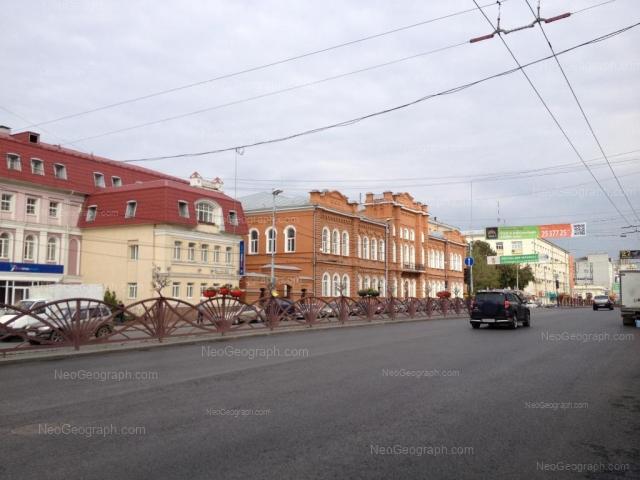 Адрес(а) на фотографии: улица Карла Либкнехта, 5, 9, 13, Екатеринбург