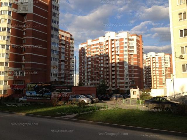 Address(es) on photo: Akademika Shvartsa street, 4, 6 к1, 8 к1, Yekaterinburg