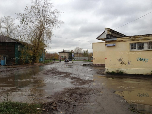 Адрес(а) на фотографии: Машинная улица, 58п, Екатеринбург