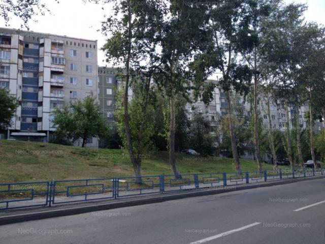 Адрес(а) на фотографии: улица Анны Бычковой, 14, 16, Екатеринбург