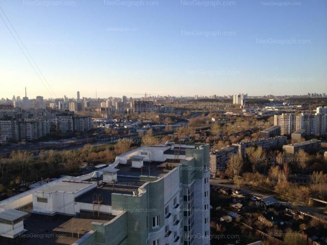 Address(es) on photo: Samoletnaya street, 1, 3/1, 3/2, 5/1, 5/2, 7, 23, Yekaterinburg