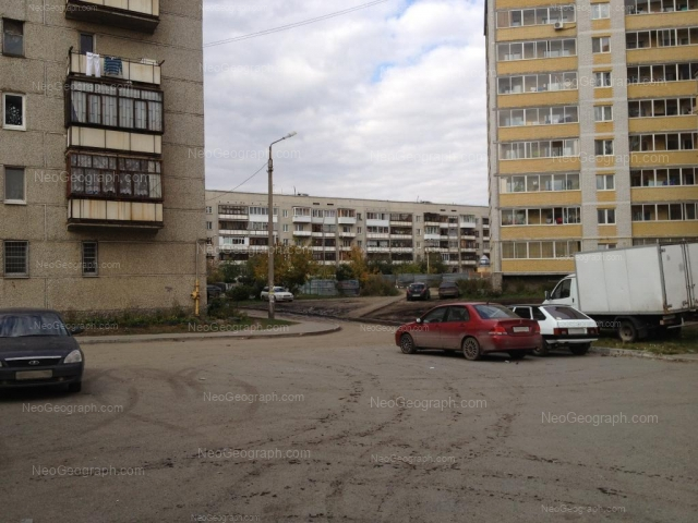 Address(es) on photo: Konotopskaya street, 5, Yekaterinburg