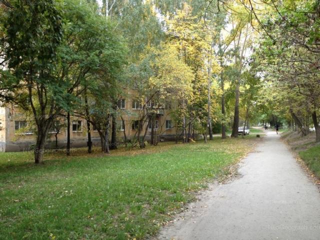 Address(es) on photo: Patrisa Lumumbi street, 25, Yekaterinburg