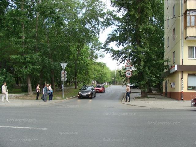 Адрес(а) на фотографии: улица Декабристов, 6, Екатеринбург