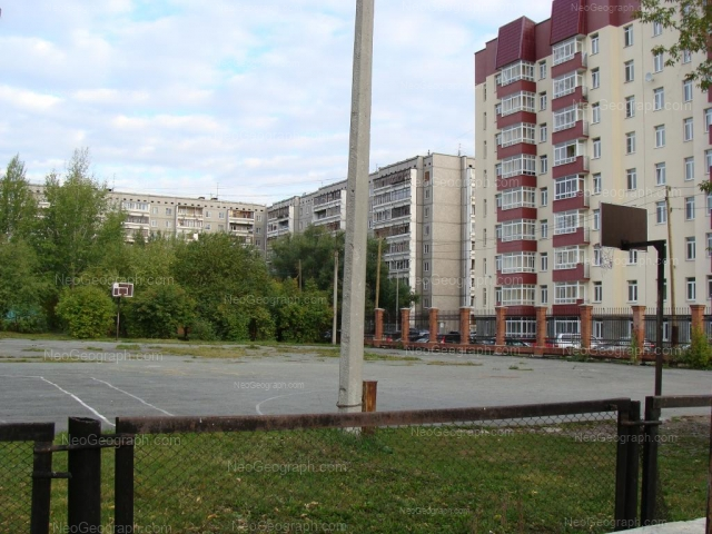 Address(es) on photo: Denisova-Uralskogo boulevard, 5А, 7, 9, Yekaterinburg