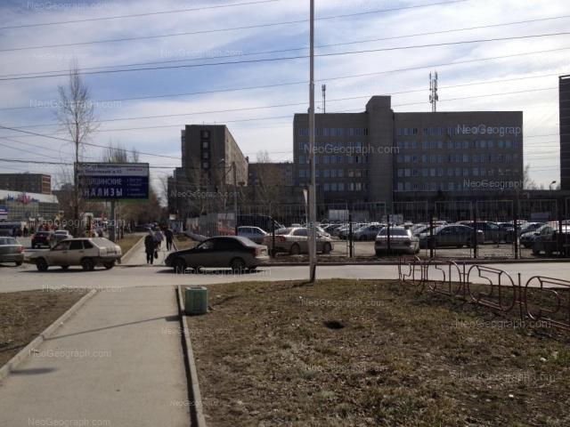 Адрес(а) на фотографии: улица Бебеля, 156, 160, Екатеринбург