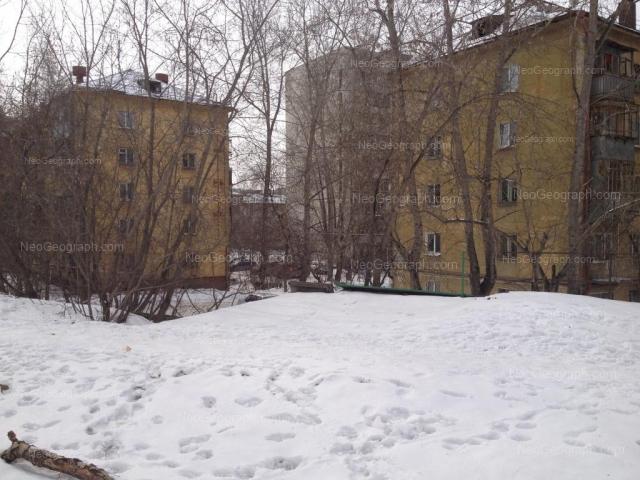 Адрес(а) на фотографии: улица Короленко, 14, Екатеринбург