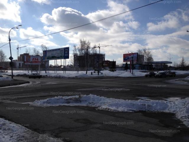 Адрес(а) на фотографии: улица Шаумяна, 85, Екатеринбург
