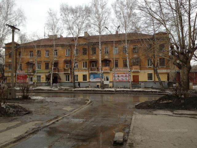 Адрес(а) на фотографии: улица Бабушкина, 23, 23А, 23Б, Екатеринбург