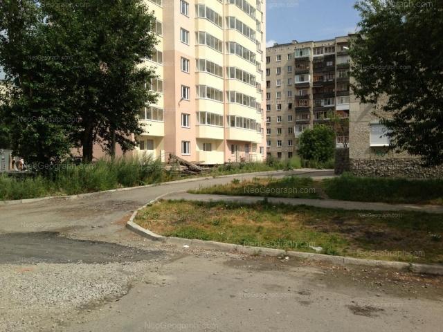 Адрес(а) на фотографии: улица Ломоносова, 59, 59а, Екатеринбург