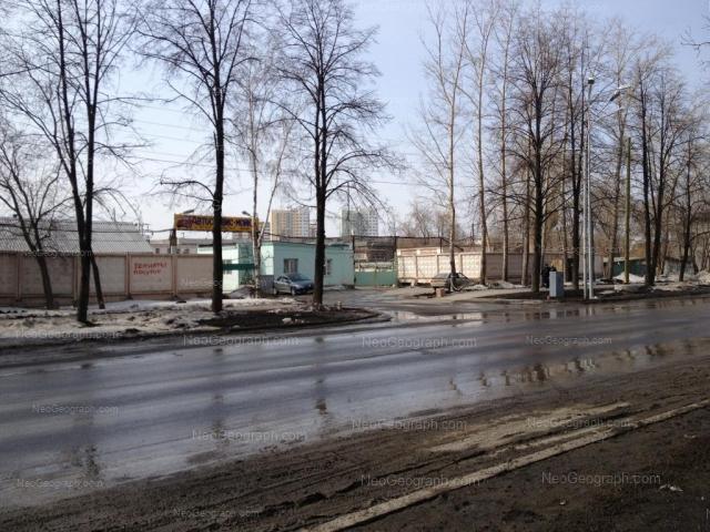 Адрес(а) на фотографии: улица Бабушкина, 3, 5, Екатеринбург