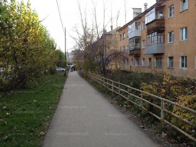 Адрес(а) на фотографии: улица Испытателей, 11, 12, Екатеринбург