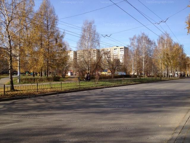 Address(es) on photo: Reshetnikova driveway, 2, 4, 6, 12, Yekaterinburg