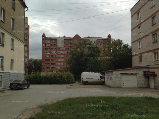 Адрес(а) на фотографии: Таллинский переулок, 6, Екатеринбург