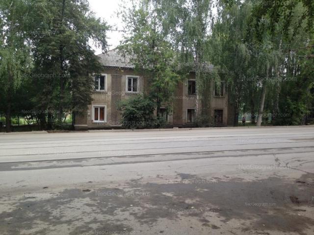 Address(es) on photo: Entusiastov street, 31, Yekaterinburg