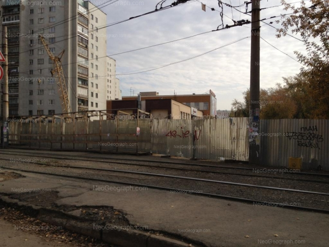 Адрес(а) на фотографии: улица Кузнецова, 2, 4, Екатеринбург