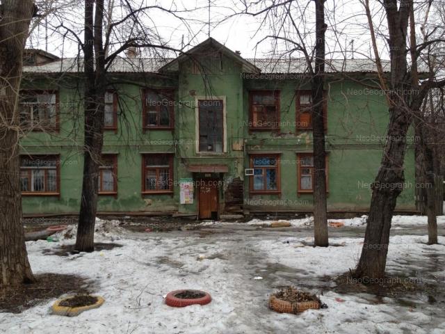 Адрес(а) на фотографии: улица Энтузиастов, 14, Екатеринбург