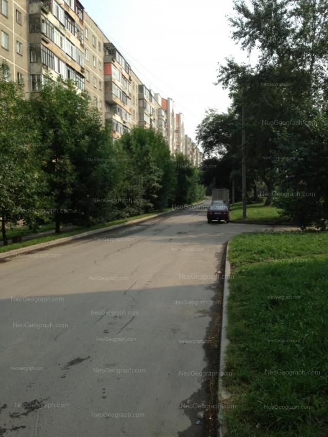 Адрес(а) на фотографии: улица Войкова, 25, Екатеринбург