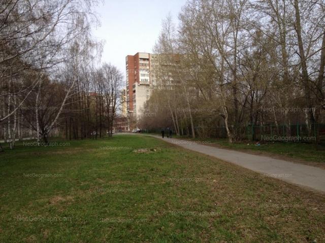 Адрес(а) на фотографии: Ясная улица, 12, 14, 16, Екатеринбург