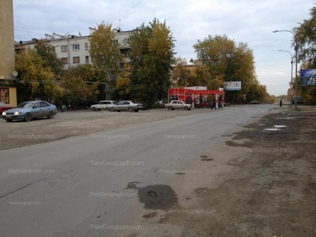 Адрес(а) на фотографии: улица Мельникова, 19, Екатеринбург