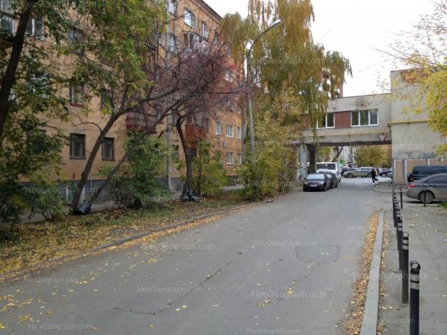 Адрес(а) на фотографии: Красноармейская улица, 80, Екатеринбург