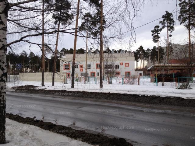 Address(es) on photo: Manevrovaya street, 22, 24, Yekaterinburg