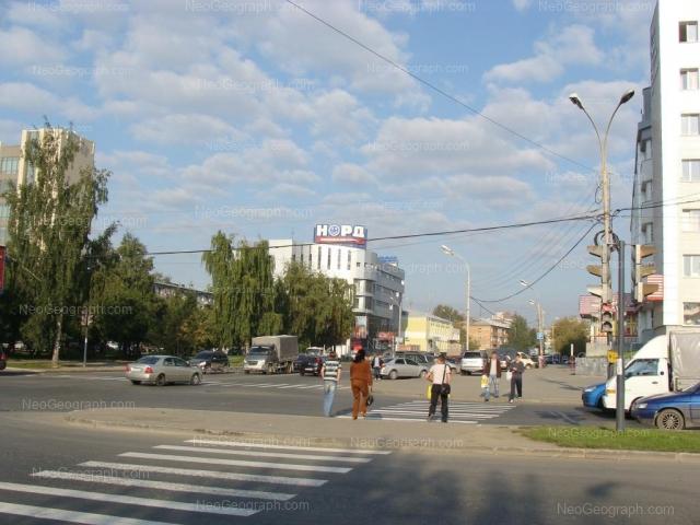 Адрес(а) на фотографии: улица Начдива Васильева, 1, 3, 3А, 5, Екатеринбург