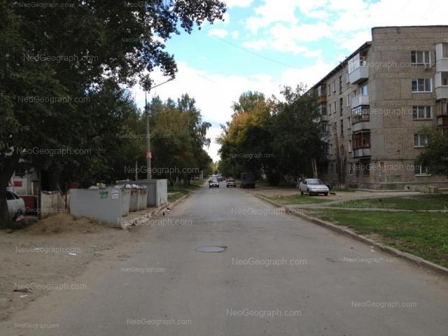 Address(es) on photo: Bakinskikh Komissarov street, 108, Yekaterinburg