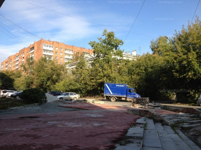 Адрес(а) на фотографии: улица Лодыгина, 11, 13, Екатеринбург