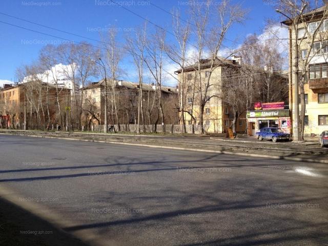 Адрес(а) на фотографии: Техническая улица, 42, 44, 46, 48, Екатеринбург
