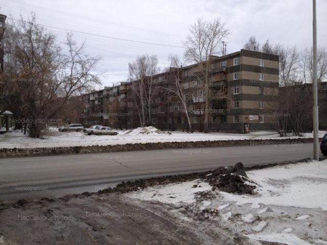 Адрес(а) на фотографии: Расточная улица, 39, 41, Екатеринбург