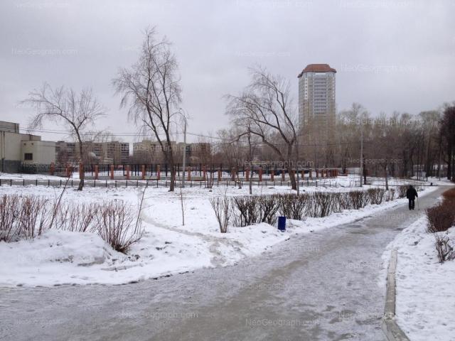 Address(es) on photo: Mashinistov street, 3, 4, 4А, Yekaterinburg