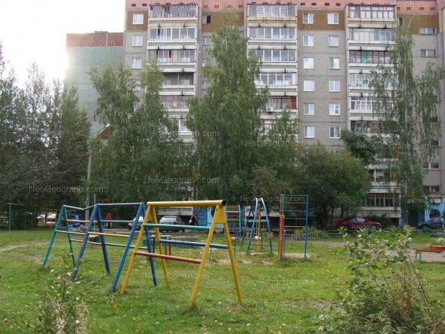 Address(es) on photo: Denisova-Uralskogo boulevard, 5, 7, Yekaterinburg