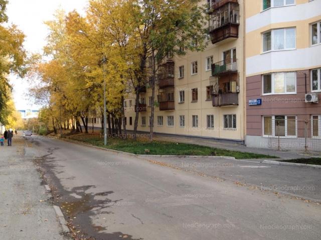 Адрес(а) на фотографии: Фестивальная улица, 11, Екатеринбург