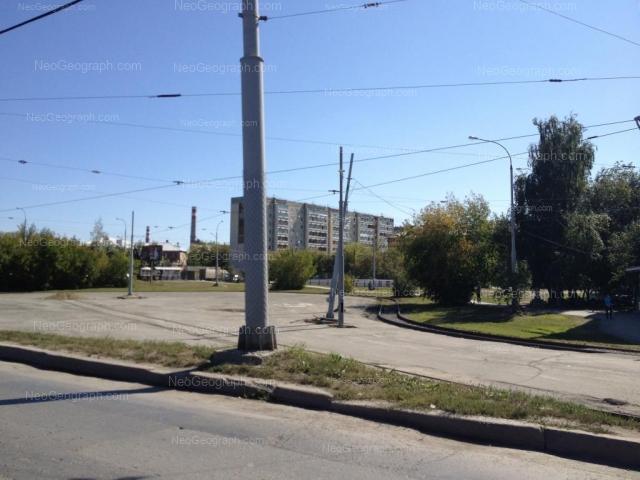 Адрес(а) на фотографии: улица Бетонщиков, 4, Екатеринбург