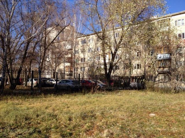 Адрес(а) на фотографии: Белореченская улица, 34/3, Екатеринбург
