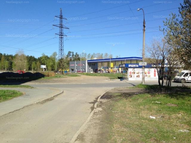 Адрес(а) на фотографии: Ангарская улица, 36, Екатеринбург