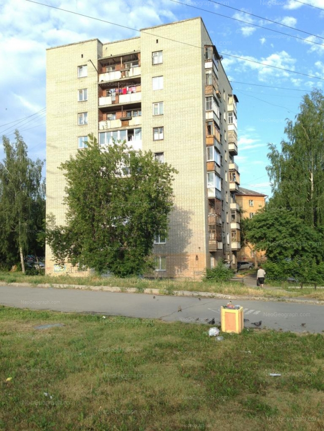 Адрес(а) на фотографии: проспект Космонавтов, 33, Екатеринбург