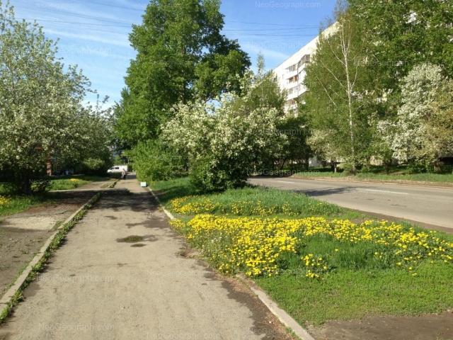 Адрес(а) на фотографии: Бисертская улица, 23, Екатеринбург